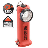 Survivor LED ATEX - nabíjanie 230V AC a 12V DC - LOW profile
